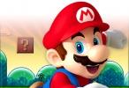 لعبة سباق التحدي الكبير مع ماريو القوي