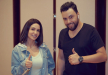 ديانا حداد عاشقة بالأغنية المصرية