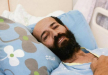 بالفيديو: الأسير ماهر الأخرس باليوم 98 لإضرابه عن الطعام