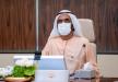 صورة: حاكم دبي، محمد بن راشد يتلقى لقاح كورونا