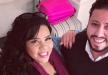 أجواء شيماء سيف وزوجها بعيداً عن الشاشة تشعل المواقع
