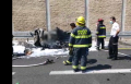 مصرع شخص بحادث طرق مروع قرب نتانيا