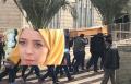 ام الفحم: تشيّع جثمان المغدورة سوار قبلاوي