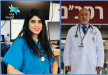 إنضمام د. عزيز دراوشة ود. ياسمين ذياب للطاقم الإعلامي العربي لوزارة الصحة