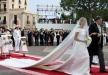 هل تفوقت تشارلين على حماتها الراحلة غريس كيلي في يوم زفافها؟