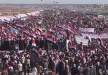 معتصمون بساحة التحرير في بغداد يدينون اغتيال المهندس
