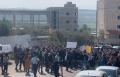 طمرة: تظاهرة حاشدة امام مركز الشرطة