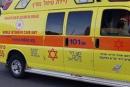 إصابة شابة بحادث طرق مروع قرب مدخل الطيرة