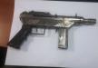 الرملة: ضبط أسلحة قناصة وبنادق من نوع كارلو بدائية الصنع