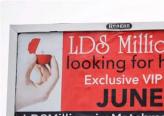 مليونيرٌ غامض يستأجر لوحات الإعلانات للعثور على زوجة!