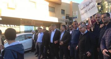 عرّابة: مشاركة واسعة في المظاهرة القطريّة المندّدة بالعنف