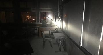 سخنين: الحريق بمدرسة الحلان نجم عن اضرام نار متعمد
