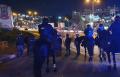 ام الفحم: الشرطة تقمع المتظاهرين ضد تقصيرها وتفشي الجريمة