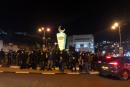 الشرطة مستمرة في اعتقالاتها بأم الفحم في أعقاب تظاهرة الأمس!