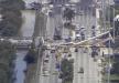 سقوط ضحايا إثر انهيار جسر مشاة في ميامي بولاية فلوريدا الأميركية