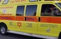 إصابة حرجة لسائق دراجة هوائية في نوف هجليل