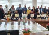 بلدية سخنين تكرم الطلاب الذين تفوقوا في فنّ الخطابة والمناظرة