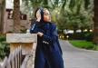 الحجاب الملون من وحي البلوجر صوفيا جودسون
