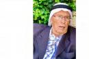 دير حنا: وفاة طيب الذكر الحاج زكي خطيب (ابو سامي) عن عمر 100 عام