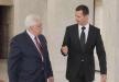 رسالة خطية من الأسد إلى الرئيس محمود عباس