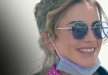 الملكة رانيا تحيك