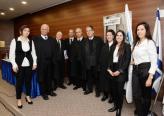 المحامي زعبي بمحاكمة صورية حول حق المواطنين العربي بالأرض والمسكن في ظل قانون القومية في الكلية الأكاديمية صفد