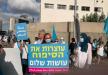 اليوم: تنظيم وقفات إحتجاجية ضد مخطّط الضم بتنظيم