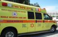 الطيبة: سقوط طفل عن ارتفاع واصابته خطرة