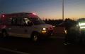 الطيبة: اصابتان في حادث طرق
