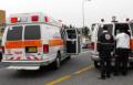 عيلوط: حادث طرق والعمل على تخليص عالقين