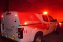 الناصرة: حريق في منزل وإصابة فتى
