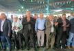 المئات من أهالي عرابة والمنطقة يشاركون في مهرجان احتفالي على شرف تحرير الاسيرة لينا جربوني .