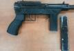 ضبط سلاح غير قانوني من نوع
