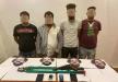 مصر.. القبض على عصابة مسلحة تستخدم أقنعة بوجه محمد صلاح في عمليات السرقة