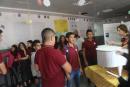 سخنين: طلاب مدرسة الحلان يجسدون المادة التعليمية بطرائق متنوعة ومختلفة