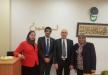 النائب وائل يونس يعقد جلسة عمل مهنية في بلدية باقة الغربية