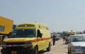 إصابة خطيرة لطفل اثر سقوطه عن دراجة في سخنين