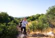 الملكة رانيا تزور غابات عجلون وتروج للسياحة البيئية في الأردن