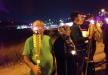 كفر قرع: مسيرة مشاعل وشموع ضد العنف