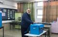 رئيس ام الفحم سابقًا، خالد حمدان يدلي بصوته للكنيست الـ24
