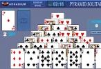 لعبة pyramidSolitaire