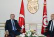 أردوغان في تونس للقاء قيس سعيد وبحث الملف الليبي