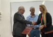 معرض رسومات لطلاب الفنان محمود بدارنة لمرشد مؤهل