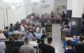 المشتركة تطلق حملتها الانتخابية في ام الفحم وتعقد اجتماعا في الفصول الأربعة