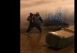 بالفيديو..متظاهر لبناني يستخدم طفله