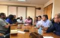 بمبادرة نواب الجبهة: اجتماع حول انتشار العنف والجريمة في طمرة