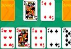 لعبة الورقة السريعة