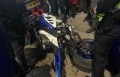 شفاعمرو: اصابة صاحب دراجة نارية بعد مطاردة الشرطة له