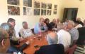 في الاجتماع المشترك بين جمعية الدفاع عن حقوق المهجرين ولجنة المتابعة العليا: تنظيم مسيرة العودة ال 22 في ام الشوف وخبيزة في 9 ايار