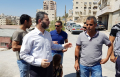 الوفاء والإصلاح في زيارة لأصحاب البيوت المهدومة في منطقة وادي حمص في صورباهر– القدس